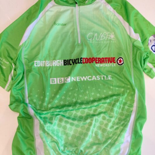 2017 GNBR Cycling Jersey
